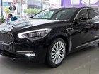 Bán ô tô Kia Quoris đời 2019, màu đen