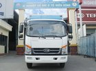 Bán xe tải veam VT260, 1 máy Isuzu khuyến mãi vay 80%