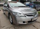 Cần bán Honda Civic đời 2009, màu bạc