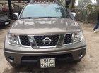 Bán xe Nissan Navara đăng ký lần đầu 2012, màu xám (ghi) còn mới, giá 385tr