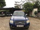 Bán Ford Ranger XLT sản xuất 2008, màu xanh lam xe nhập, giá chỉ 275triệu