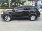 Cần bán xe Chevrolet Captiva Sx 2009, bản full option màu đen