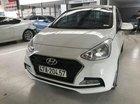 Cần bán xe Hyundai Grand i10 năm sản xuất 2017, màu trắng đẹp như mới, 670 triệu