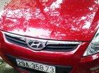 Xe Hyundai i20 AT sản xuất 2011, màu đỏ chính chủ, giá 380tr