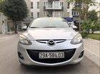 Cần bán Mazda 2 2012, màu bạc xe gia đình