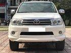 Bán Toyota Fortuner TRD Sportivo 2011, biển thủ đô, đăng kí tên tư nhân chính chủ