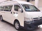Bán xe Toyota Hiace năm sản xuất 2012, màu trắng, nhập khẩu Nhật Bản như mới, giá 474tr