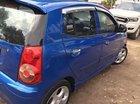 Bán Kia Morning SLX sản xuất 2008, màu xanh lam, nhập khẩu