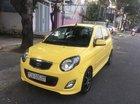 Bán Kia Morning 2011, màu vàng