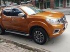 Cần bán xe Nissan Navara VL 4x4 AT, sản xuất 2017 nhập Thái, màu cam