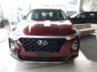 Hyundai Santa Fe 2019 full dầu - Đỏ giao ngay lấy xe về đi tết, tặng BHVC, nhiều khuyến mãi hấp dẫn