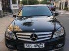Cần bán xe Mercedes C200 CGI 2010, màu đen ít sử dụng, giá chỉ 570 triệu