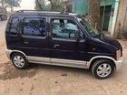 Cần bán Suzuki Wagon R đời 2002, màu xanh lam chính chủ