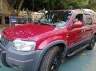 Bán Ford Escape V6 3.0 đời 2002, màu đỏ
