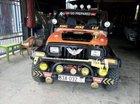 Cần bán gấp Jeep Wrangler sản xuất năm 1996, hai màu, xe nhập chính chủ