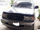 Cần bán gấp Toyota Zace GL sản xuất năm 2000, số sàn, giá chỉ 156 triệu