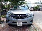 Cần bán lại xe Mazda BT 50 năm sản xuất 2015, màu bạc, 570tr