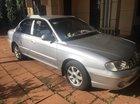 Bán xe Kia Spectra năm sản xuất 2004, màu bạc xe gia đình, giá chỉ 160 triệu