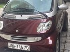 Cần bán lại xe Smart Fortwo AT sản xuất 2004, màu đỏ