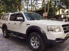 Cần bán Ford Ranger XLT 2.5 MT sản xuất năm 2008, màu trắng