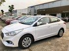 Bán xe Hyundai Accent 2018, màu trắng, giá tốt