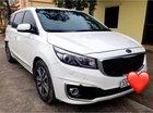 Cần bán gấp Kia Sedona 3.3 GAT năm 2016, màu trắng, xe nhập chính chủ