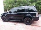 Cần bán gấp Ford Escape 2008, màu đen, nhập khẩu, giá 249tr