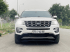 Bán Ford Explorer sản xuất 2016 màu trắng, giá chỉ 2 tỷ 050 triệu nhập khẩu nguyên chiếc