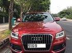 Bán Audi Q5 2.0 AT 2014, màu đỏ, xe nhập xe gia đình