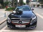 Bán Mercedes C200 2016, màu đen như mới