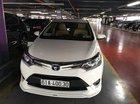 Cần bán gấp Toyota Vios TRD đời 2017, màu trắng, nhập khẩu như mới