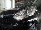 Bán Toyota Wigo đời 2018, màu đen, xe nhập, giá 345tr