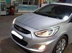 Cần bán Hyundai Accent năm 2015, màu bạc, xe nhập ít sử dụng