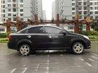 Cần bán lại xe Chevrolet Aveo MT năm sản xuất 2017, màu đen chính chủ