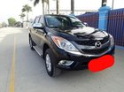 Cần bán lại xe Mazda BT 50 năm 2015, màu đen, xe nhập