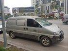 Bán Hyundai Starex đời 2002, màu bạc