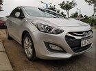 Cần bán gấp Hyundai i30 2014, màu bạc, xe nhập chính chủ