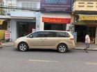 Cần bán Toyota Sienna 2.7 đời 2010, màu vàng, nhập khẩu xe gia đình giá cạnh tranh