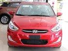 Bán Hyundai Accent đời 2014, màu đỏ chính chủ, 460tr