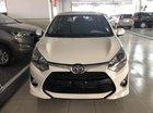 Bán ô tô Toyota Wigo sản xuất 2019, màu trắng, nhập khẩu nguyên chiếc, giá 405tr