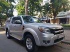 Cần bán xe Ford (XLT) 4X4 MT đời 2009 diesel, màu ghi bạc, gia đình sử dụng mới 95%