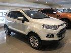 Bán ô tô Ford EcoSport 1.5L Titanium sản xuất năm 2015, màu trắng