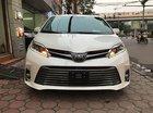 Bán Toyota Sienna Limited 3.5 năm sản xuất 2018, màu trắng, xe nhập