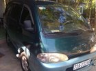 Bán Daihatsu Citivan 1.6 MT đời 2000, màu xanh lam, xe nhập