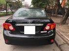 Bán Toyota Corolla altis 1.8 AT đời 2010, màu đen như mới