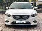 Bán xe Mazda 6 2.0 AT năm 2016, màu trắng giá cạnh tranh