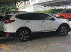Bán Honda CR V G sản xuất năm 2018, màu trắng, xe nhập
