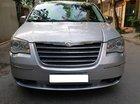 Bán Chrysler Grand Voyager Limited 3.8 máy xăng, màu bạc, sản xuất 2010 đăng ký 2012