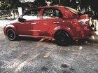Bán xe Daewoo Gentra MT đời 2008, màu đỏ xe gia đình, 186tr
