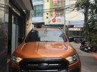 Bán Ford Ranger Wildtrak 3.2AT năm 2015, màu nâu